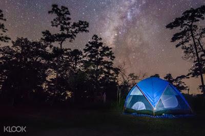 Camping Gunung Kinabalu Sabah