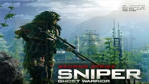 لعبة Sniper Ghost Warrior