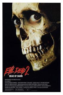 Evil Dead 2: Noche alucinante (Evil Dead II: Dead by Dawn)<br><span class='font12 dBlock'><i>(Evil Dead II)</i></span>