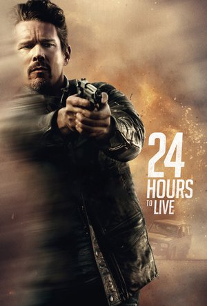 Poster 24 Hours to Live 2017