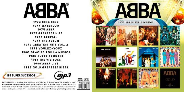 MP3 – ABBA – Discografia (2018)