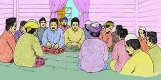Dalil Tahlilan menurut Kyai Luthfi Bashori
