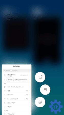 Uruchamianie dzielonego ekranu