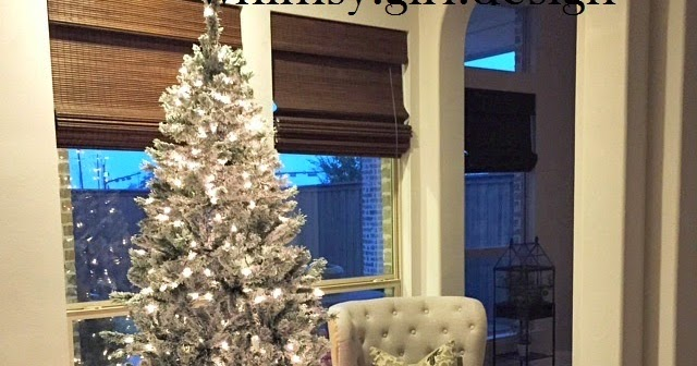 whimsy girl: Our Christmas Tree
