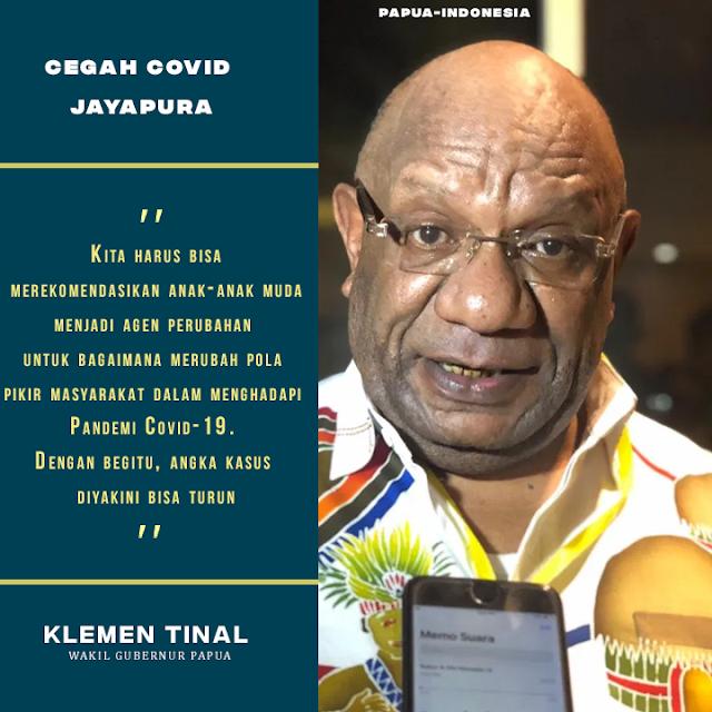 Anak Muda Papua Harus Menjadi Agen Perubahan
