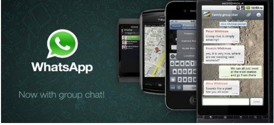 WHATSAPP MESSENGER APK 2 6 6459 ANDROID | Android Apps Market