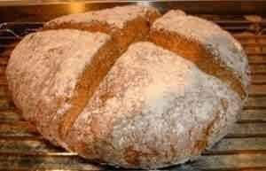 طريقه عمل الخبز الاسمر