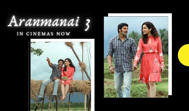 Aranmanai 3 | Aranmanai 3 Release Date 2021 | Aranmanai 3 Trailer | Aranmanai 3 Full Movie