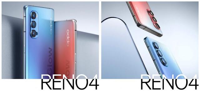 مقارنة بين Oppo Reno 4 و Reno 4 Pro مراجعة الهواتف الذكية
