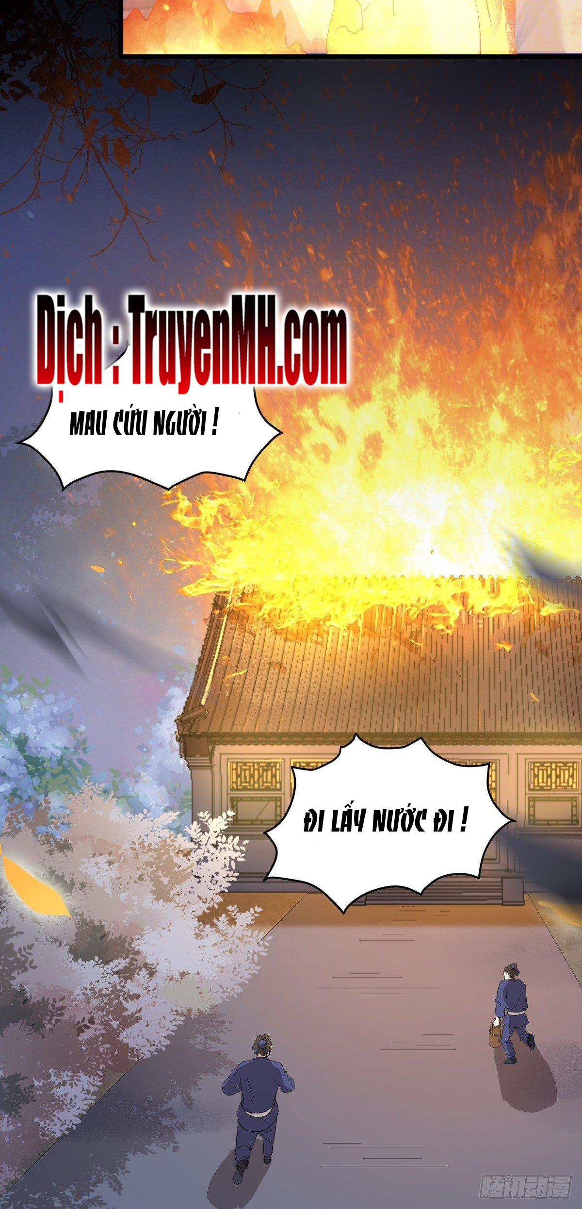 Sát Thủ Vương Phi Không Dễ Chọc Chap 38