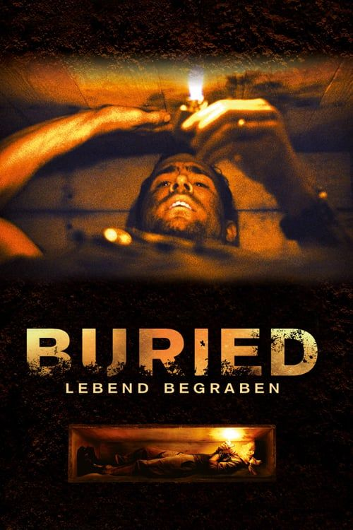 Buried (2010) Dual Audio Hindi ORG 300MB BluRay 480p Download