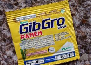 Gibgro Panen 20 SP dari Nufarm