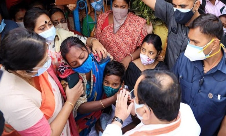 40,000 Hindus infected in 3,500 villages! VHP's sensational claim  violence in Bengal