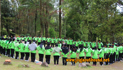 Lokasi Outbound Kaliurang