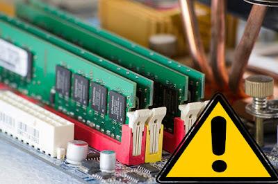 10 Signs of RAM Failure | Symptoms of RAM Failure