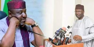 I'v forgiven you, 'go and sin no more', Okorocha tells INEC
