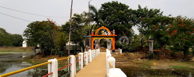 Mata Kaushalya Mandir : Chandrakhuri Raipur Chhattisgarh