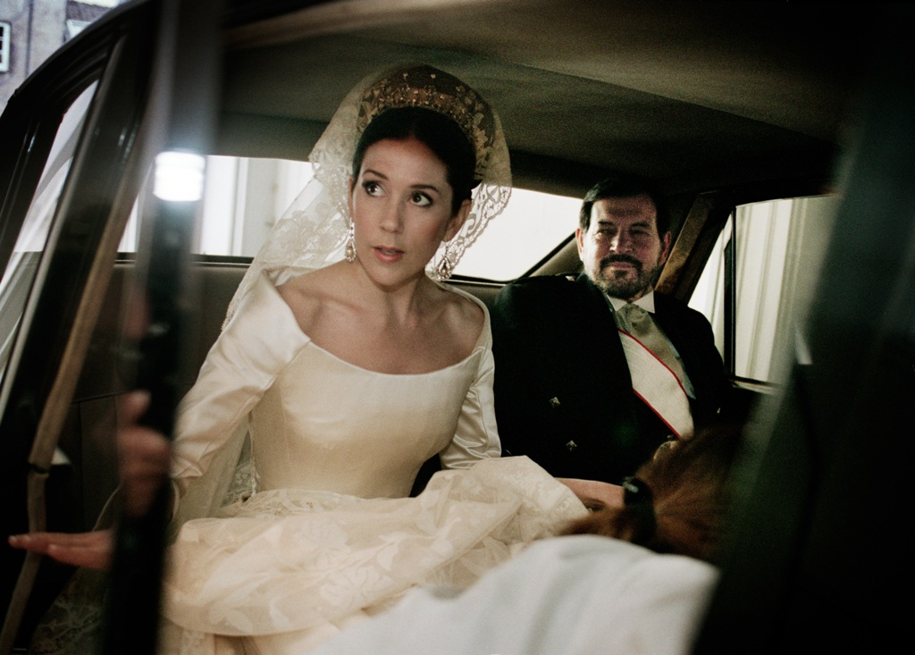 Queens of England: Royal Wedding Dresses: Crown Princess Mary of Denmark