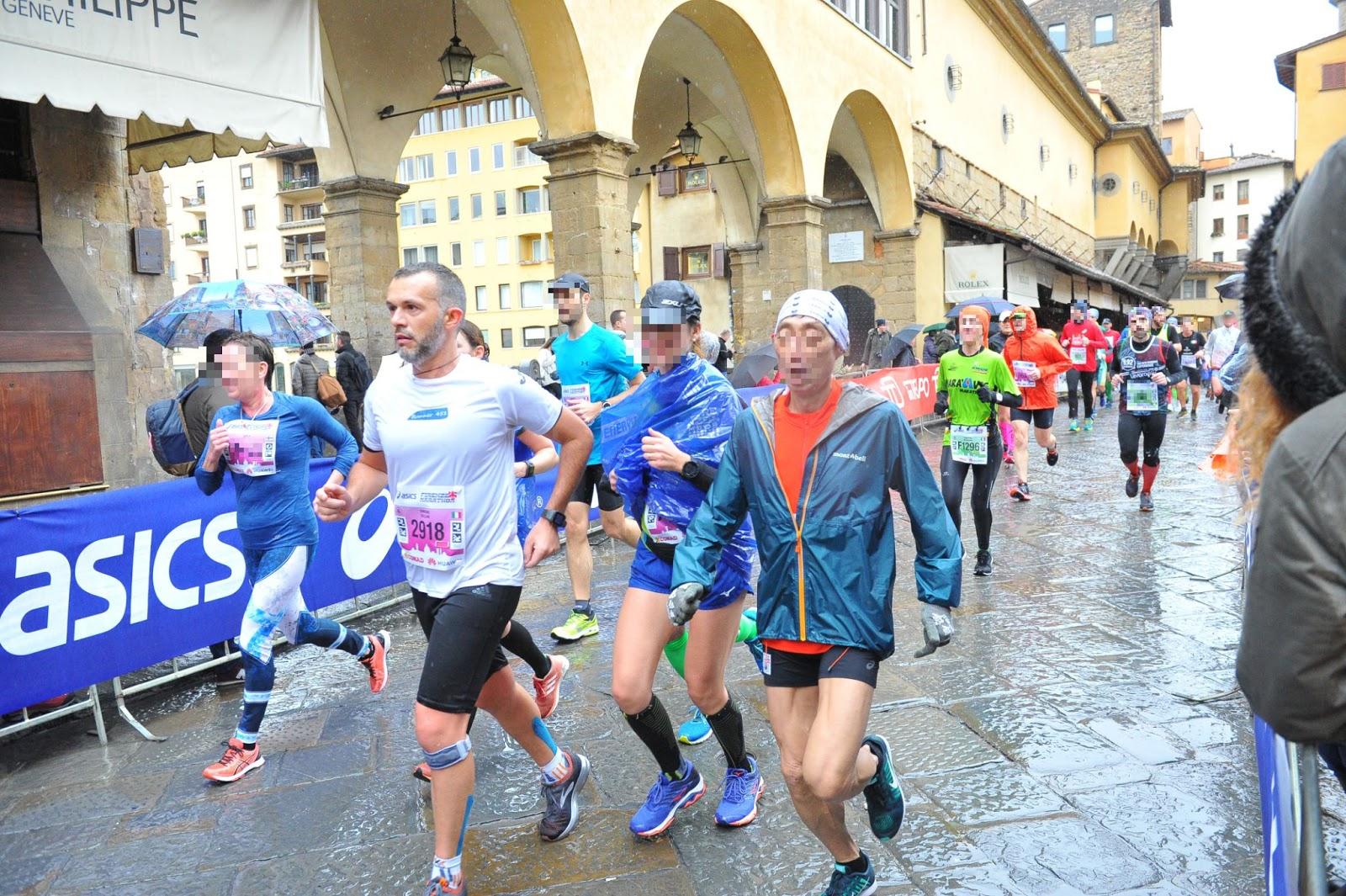 Ponte Vecchio Maratona di Firenze