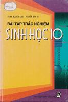 Bài Tập Trắc Nghiệm Sinh Học 10 - Trịnh Nguyên Giao