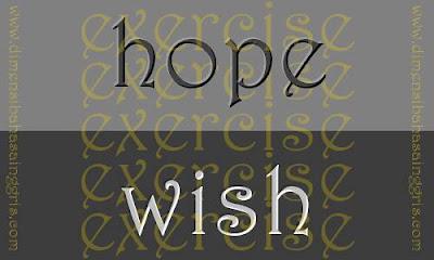 Soal Wish dan Hope Berbagai Tenses