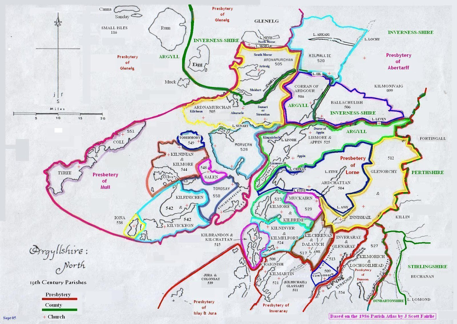 Lochaber Scotland Map.Brenda Dougall Merriman Frasers Part 19 Inverness Shire