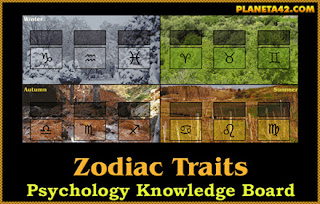 Zodiac Traits Game