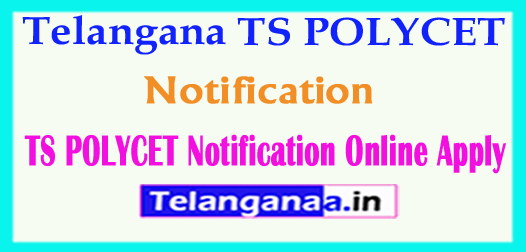 TS Polycet Telangana TS POLYCET 2018 Notification