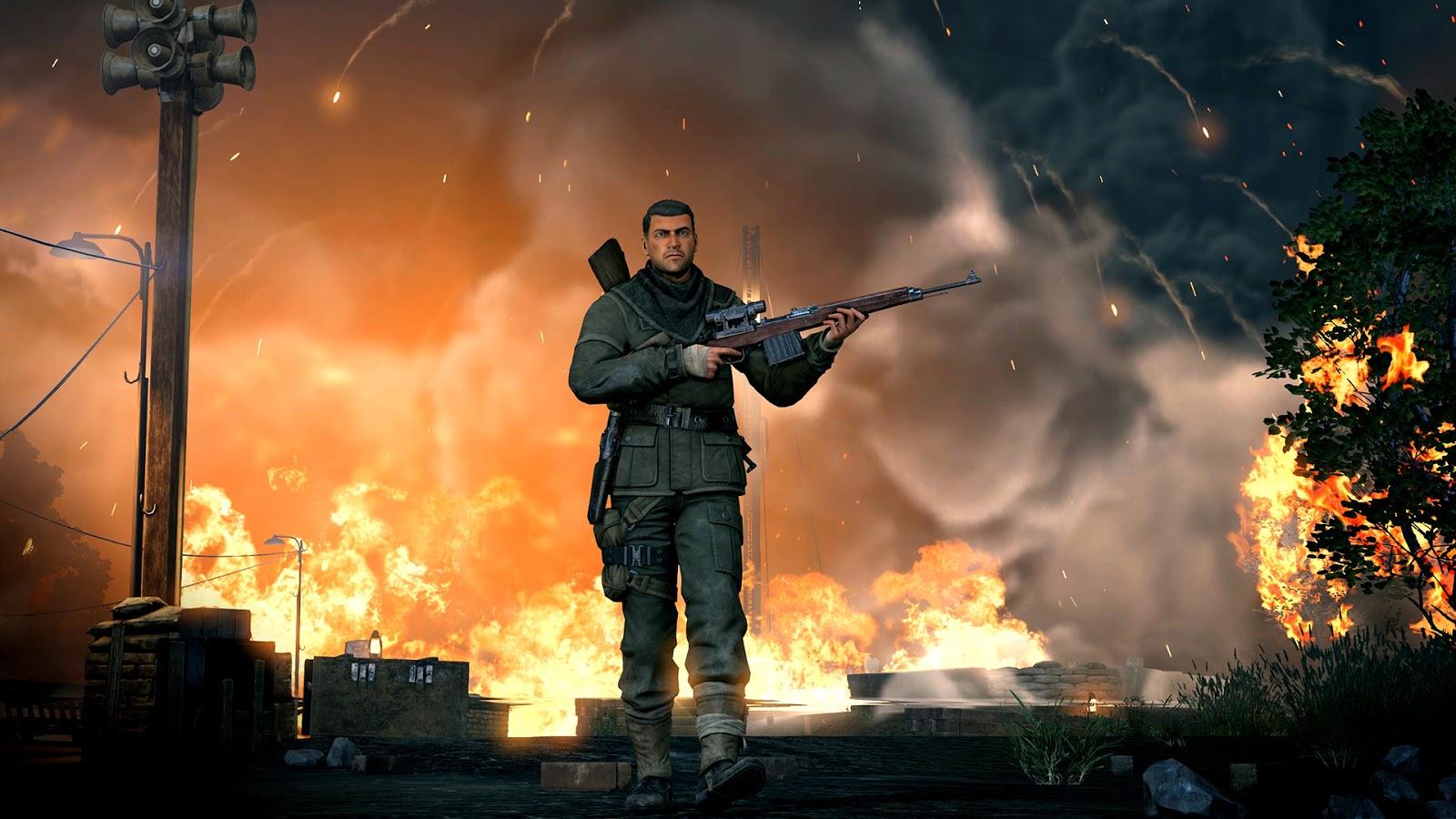 Sniper Elite V2 Remastered PC ESPAÑOL (CODEX) 8