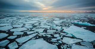 ice-in-arctic