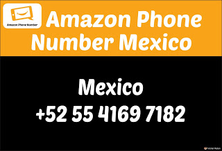 Amazon Phone Number Mexico