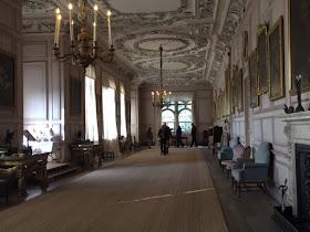 Long Gallery Sudbury Hall