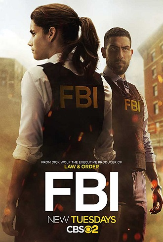 FBI Season 1 Complete Download 480p All Episode
