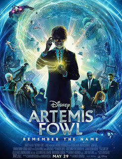 مشاهدة فيلم Artemis Fowl 2020 مدبلج