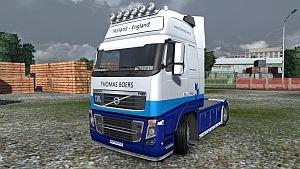 Volvo 2009 Thomas Boers skin