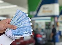 Castiga SIMPLU combustibil de la OMV - concurs - masina - benzina - motorina - alimenteaza - masina - castiga.net