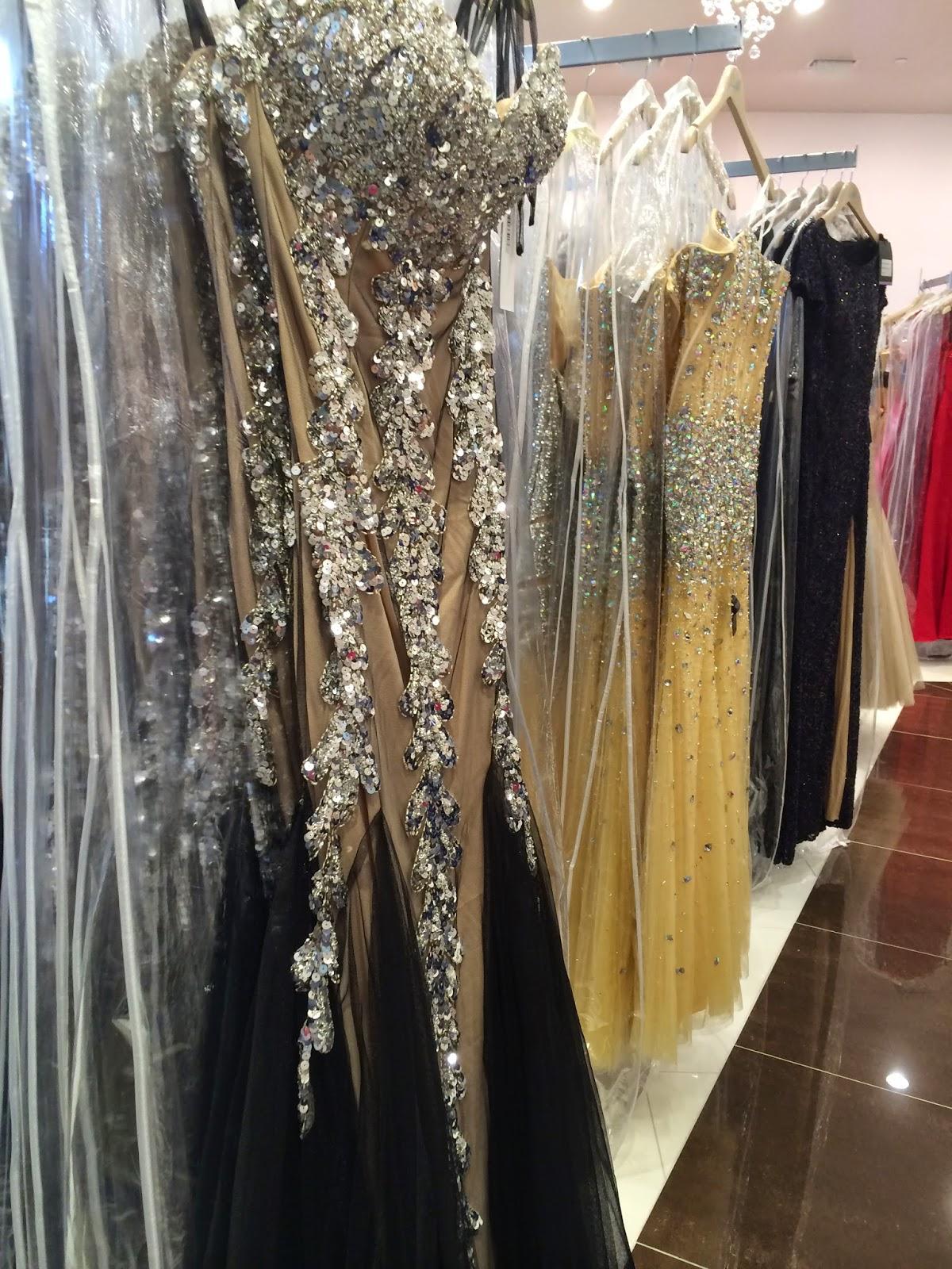 Tiendas de vestidos de fiesta miami