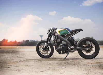Royal Enfield &Yamaha R15