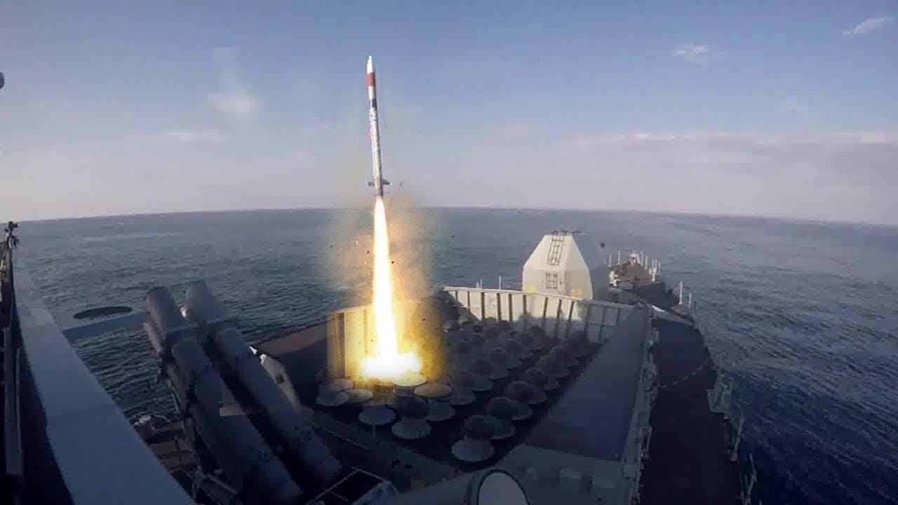 """SI VIS PACEM PARA BELLUM"""""""""""": Il Sea Ceptor di MBDA è il sistema di difesa  aerea di nuova generazione imbarcato e ogni tempo"""