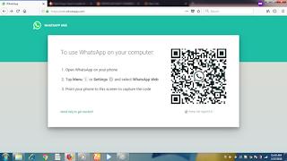 Cara Membuka Whatsapp Di Komputer