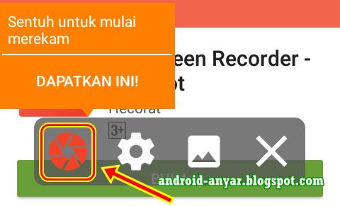 Cara Merekam Aktivitas Layar Android Menjadi Video