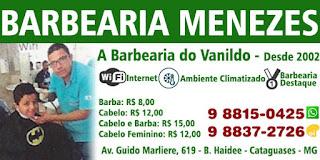 Barbearia Menezes