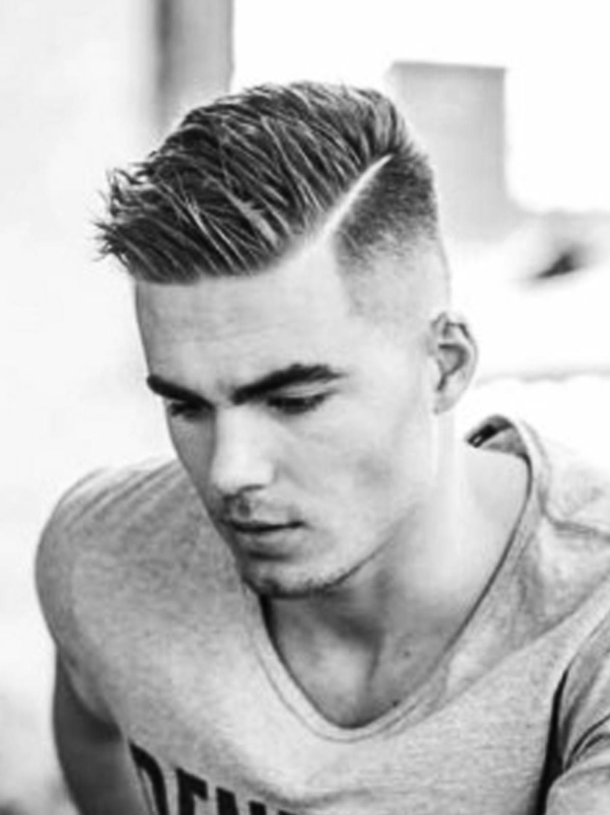 Men's pompadour haircut pritesh bhavsar priteshbhavsar on pinterest