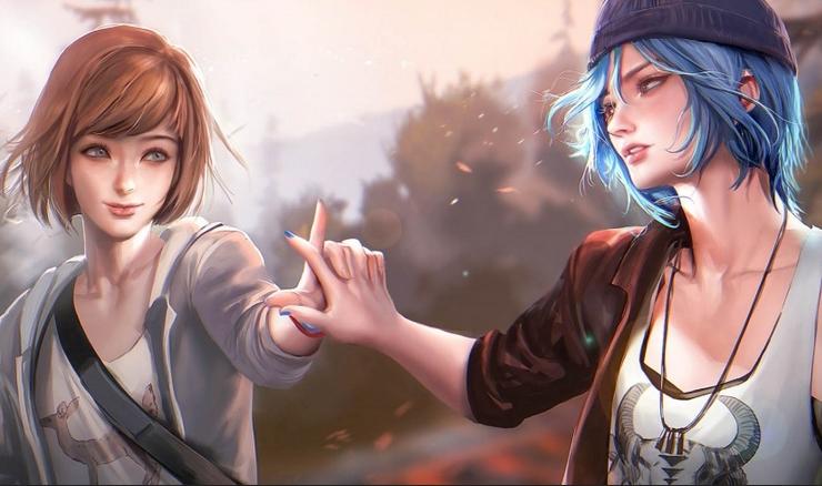 Life Is Strange Žaidimai mergaitėms