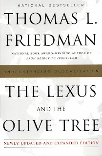 Analysis Of The Book ' The Lexus And The Olive Tree '