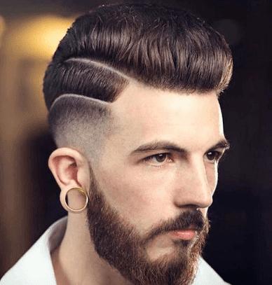Model Potongan Rambut Pria Wanita Anak Muda Masa Kini Terbaru - Gaya rambut old school pendek