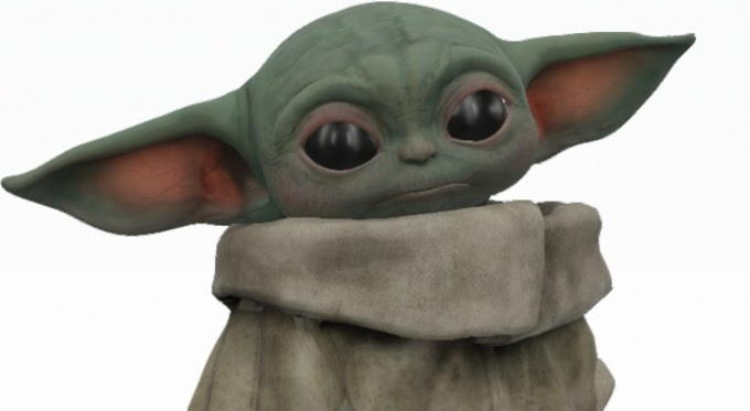 Obtén a Grogu (Baby Yoda) en realidad aumentada en tu teléfono
