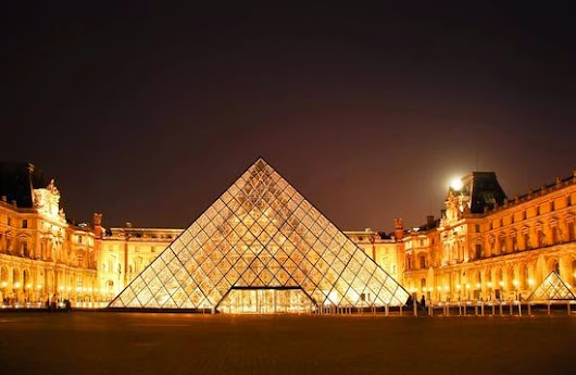 MUSEE DU LOUVRE, THE WORLD'S LARGEST MUSEUM | Travelrin