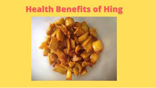 Hing benefits and side effects