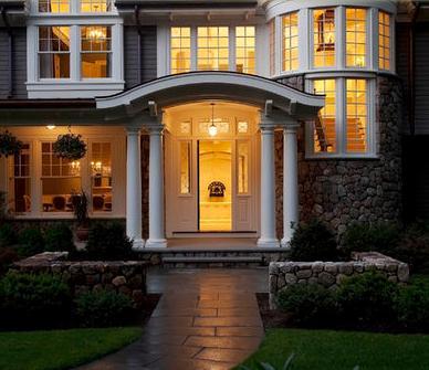 Fachadas de casas ideas para fachadas de casas peque as for Ideas fachadas de casas pequenas